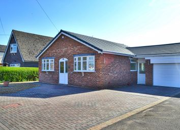 Thumbnail 3 bed detached bungalow for sale in Sandbach Road, Rode Heath