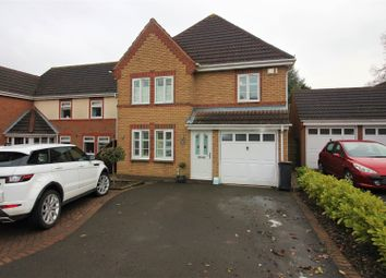 Thumbnail 4 bed detached house for sale in Rydal Gardens, Ashby-De-La-Zouch