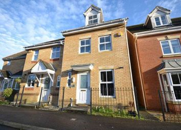 Thumbnail 3 bed semi-detached house for sale in Fawn Crescent, Hedge End, Southampton