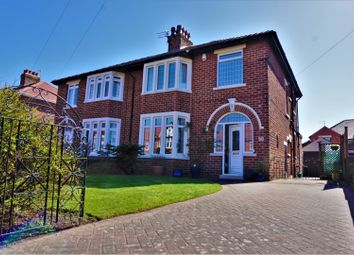 Thumbnail 3 bed semi-detached house for sale in Laverton Road, Lytham St. Annes