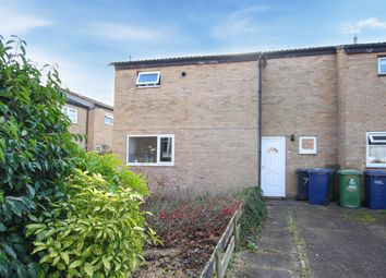Thumbnail 3 bed end terrace house for sale in Leonard Close, Cambridge