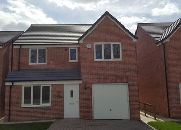 "Thumbnail 4 bed detached house for sale in ""The Longthorpe"" at Brookwood Way, Buckshaw Village, Chorley"
