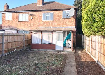 Thumbnail 3 bed semi-detached house for sale in Rhyl Road, Perivale