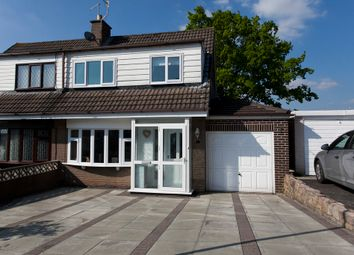 Thumbnail 3 bedroom semi-detached house for sale in Delaney Drive, Parkhall, Stoke-On-Trent