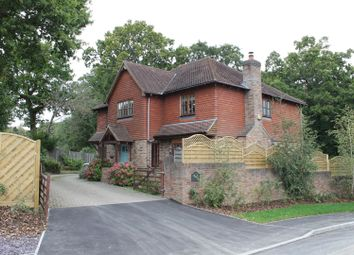 Thumbnail 5 bed detached house for sale in Cross In Hand, Heathfield