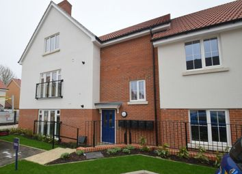 Thumbnail 2 bed flat for sale in Stowupland Road, Stowupland, Stowmarket