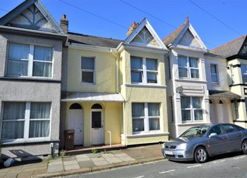 Thumbnail 4 bed terraced house for sale in Eton Place, Plymouth, Devon