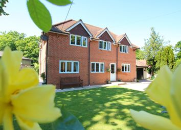 Thumbnail 4 bed detached house for sale in Main Road, Dibden, Southampton, Hampshire
