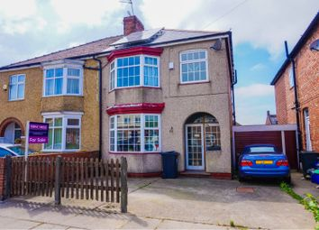 Thumbnail 3 bed semi-detached house for sale in Geneva Road, Darlington