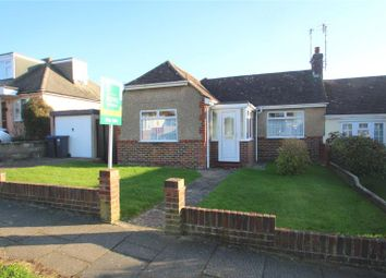 Thumbnail 3 bed semi-detached bungalow for sale in Griffiths Avenue, North Lancing, West Sussex