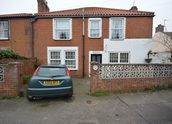Thumbnail 3 bedroom semi-detached house for sale in Church Road, Lowestoft