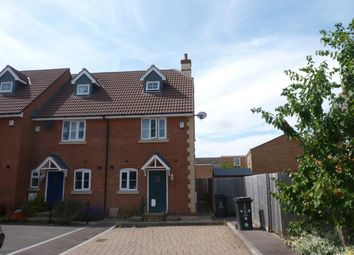 Thumbnail 3 bed town house to rent in Old Dairy Close, Swindon