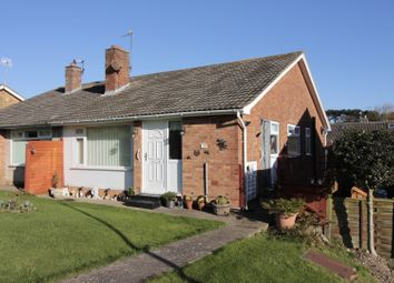 Thumbnail 3 bed semi-detached bungalow for sale in Bradworth Close, Scarborough, North Yorkshire