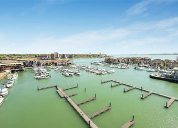 Thumbnail 2 bedroom flat to rent in The Hawkins Tower, Admirals Quay, Ocean Way, Southampton, Hampshire