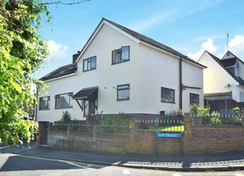 Thumbnail 5 bed detached house for sale in The Chase, Bishop's Stortford, Hertfordshire