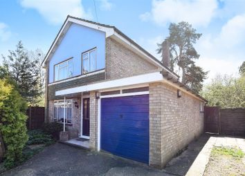 Thumbnail 3 bed detached house for sale in Fairfields Crescent, St. Ives, Huntingdon