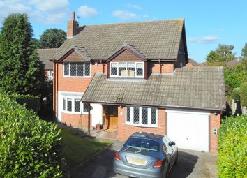 Thumbnail 3 bed detached house for sale in St. Leonards Way, Woore, Crewe