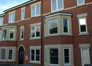Thumbnail 1 bed flat to rent in Swinburne Street, Derby