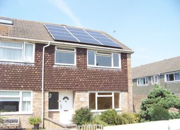 Thumbnail 3 bed property to rent in Clovelly Road, Worle, Weston-Super-Mare