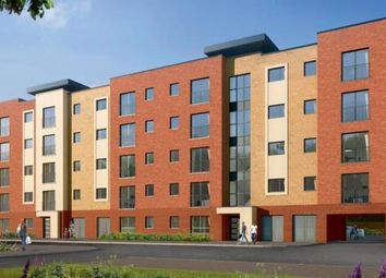 Thumbnail 2 bedroom flat for sale in Off Bowling Green Lane, Bletchley, Milton Keynes