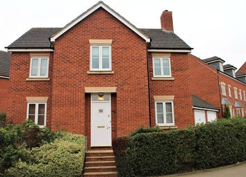 Thumbnail 4 bed detached house to rent in Ashmead, Little Billing, Northampton