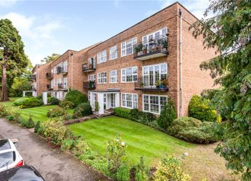 Thumbnail 2 bed flat for sale in Highridge Court, Highridge Close, Epsom