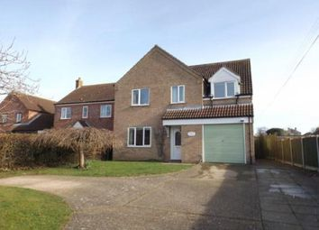 Thumbnail 5 bed detached house for sale in Attleborough, Norfolk
