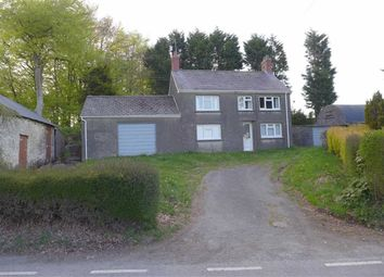 Thumbnail 4 bed property for sale in Tregaron, Ceredigion