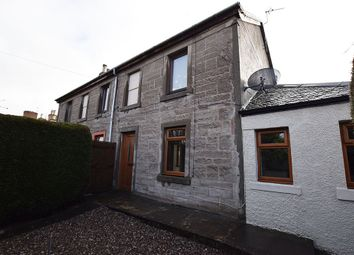 Thumbnail 2 bed flat for sale in Perth Road, Scone