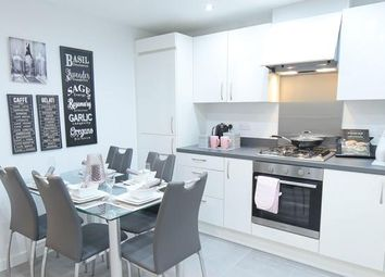 "Thumbnail 3 bedroom property for sale in ""The Kellington At Riverbank View"" at Concord Place, Salford"