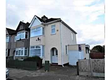 Thumbnail 3 bed end terrace house for sale in Rainham Road North, Dagenham