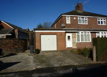 Thumbnail 2 bedroom semi-detached house to rent in Downing Avenue, May Bank, Newcastle-Under-Lyme