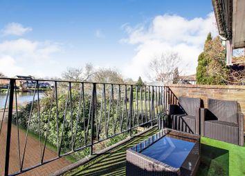 Thumbnail 3 bed semi-detached house for sale in Thames Side, Staines-Upon-Thames