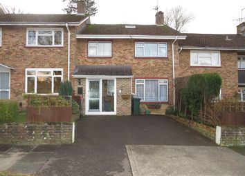 Thumbnail 3 bed terraced house for sale in Treyford Close, Ifield, Crawley