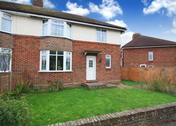 Thumbnail 3 bed semi-detached house to rent in Elm Grove, Horsham, West Sussex