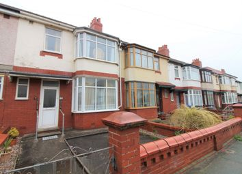 Thumbnail 3 bed terraced house for sale in Norcliffe Road, Bispham