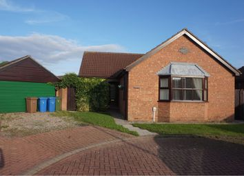 Thumbnail 2 bed detached bungalow to rent in Grassam Close, Hull