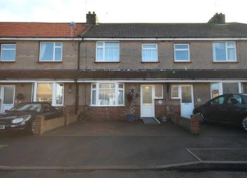 Thumbnail 3 bed terraced house for sale in Orchard Avenue, Lancing, West Sussex