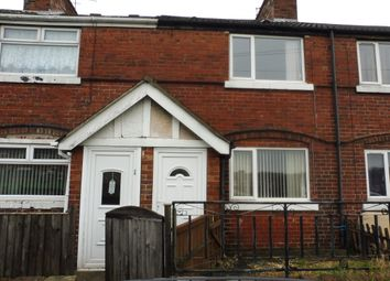 Thumbnail 2 bed terraced house to rent in Albert Street, Maltby
