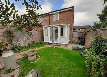 Thumbnail 2 bed end terrace house for sale in Langdon Close, Chard