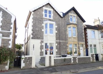 Thumbnail 1 bed flat for sale in Clevedon Road, Weston-Super-Mare