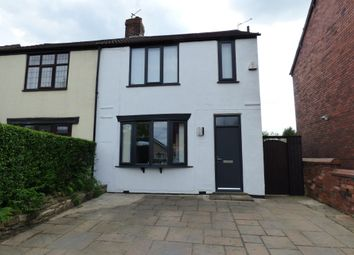 Thumbnail 3 bedroom semi-detached house for sale in Buxton Road, High Lane, Stockport