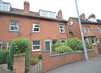 Thumbnail 3 bed terraced house for sale in Clifton Road, Ruddington, Nottingham
