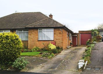 Thumbnail 2 bed semi-detached bungalow for sale in Sunnybank Road, Potters Bar
