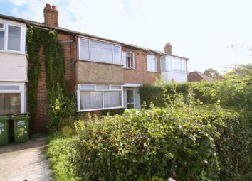 Thumbnail 2 bed maisonette to rent in Kenilworth Road, Ashford, Surrey