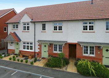 Thumbnail 2 bed terraced house for sale in Goldfinch Close, Kingsteignton, Newton Abbot