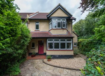 Thumbnail 4 bed semi-detached house for sale in Park Hill Road, Wallington