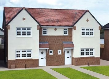 Thumbnail 3 bedroom semi-detached house for sale in Thatch Court, Garstang, Preston