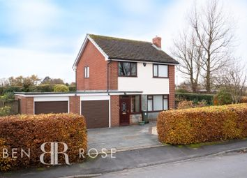 Thumbnail 3 bed detached house for sale in Balmoral Drive, Brinscall, Chorley