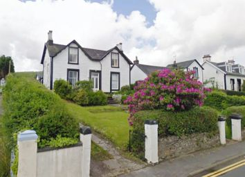 Thumbnail 4 bed detached house for sale in 133, Victoria Road, Dunoon PA237Nu